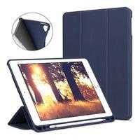 Capa Case Smart Cover iPad 9.7 Pro Air Apple Pencil Caneta