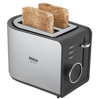 Torradeira Philco, Easy Toast, 220V, Preta - R2 850W