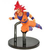 Figure Dragon Ball Super Goku Super Sayajin God
