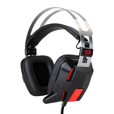 Fone de Ouvido Headset Gamer Lagopasmutus Redragon H201