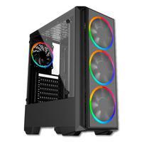 Computador Gamer Skill AMD Ryzen 5 3400G, Radeon Vega 11, 8GB DDR4,  SSD 240GB, 500W - 37191