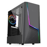 Computador Gamer Skill, AMD Ryzen 5 3400G 4.2Ghz, Radeon RX VEGA 11, 8GB DDR4, SSD 240GB