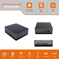 Mini PC NUC Core I3 5005U 8G SSD256GB Linux Mitsushiba
