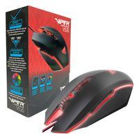 Mouse Gamer Patriot Viper, RGB, 4000 DPI, Teclas de Macro - V530