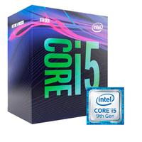 Processador Intel Core i5 9400, Cache 9MB, 2.90GHz (4.10GHz Turbo)  LGA 1151, Video Integrado - BX80684I59400