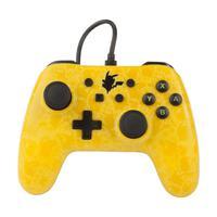 Controle PowerA com fio (Pikachu Silhouette Edition) - Switch