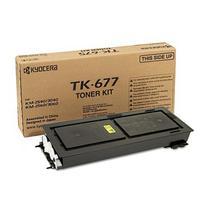 Toner Original Kyocera Mono TK-677 P/ Km2560/3060/3040 - 20.000 Pags