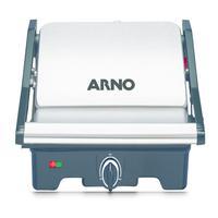 Grill Dual Arno, Inox, 220V - GNOX