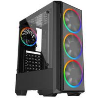 Computador Skill Gamer com Processador AMD Ryzen 5 3400G, 8GB DDR4, Geforce GTX 1650 4GB, HD 1TB, Fonte Gamer de 500W