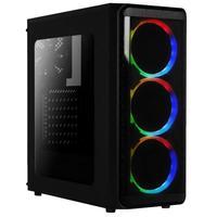 "Computador Gamer Completo AMD 10-Core, CPU 3.8Ghz 8GB, Radeon R5 2GB, SSD 120GB, Kit Gamer Skill, Monitor HDMI LED 19.5"""