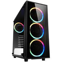 Computador Gamer 2Green XP, Intel Core i7, 8GB RAM, GTX 1050Ti 4GB, SSD 120GB, HD 2TB, 500W
