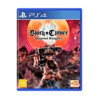 Jogo Black Clover: Quartet Knights - PS4