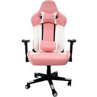 Cadeira Gamer Motospeed G1, Rosa e Branca - FMSCA0088RSA