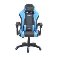 Cadeira Gamer Racer X Comfort, Azul Claro