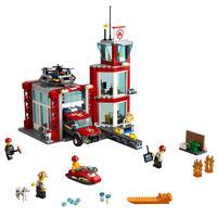 Lego City - Corpo de Bombeiros