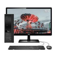 Computador Completo 3green Exclusive Intel Core i7 12GB com SSD 120GB Wifi Dual Band Monitor 19,5´´ HDMI PC CPU