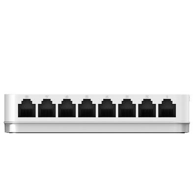 Switch 8 Portas Gigabit D-Link 10/100/1000Mbps Compacto de Mesa Não Gerenciável - DGS-1008A