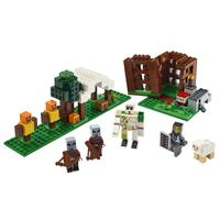 LEGO Minecraft - The Pillager Outpost