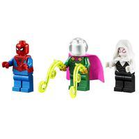 LEGO Super Heroes Marvel - A Ameaça de Mysterio