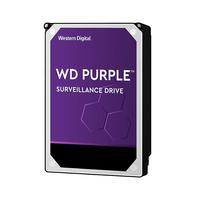 HD WD Purple Surveillance, 2TB, 3.5´, SATA - WD20PURZ