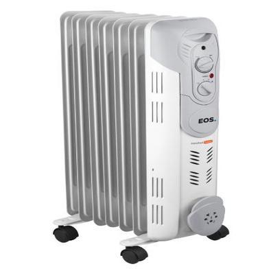 Aquecedor Elétrico A Óleo Eos Comfort Heat, 1500W, 110V