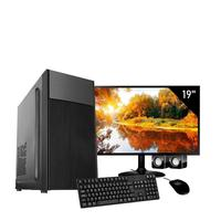 Computador Completo Corporate Asus 4° Gen I3 8gb 120gb Ssd Dvdrw Monitor 19