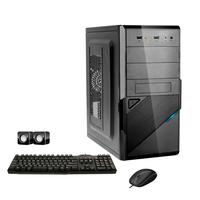 Computador Corporate I5 4gb 120gb Ssd Dvdrw Kit Multimídia Windows 10