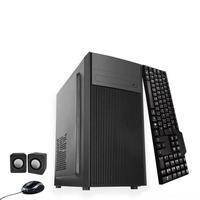 Computador Desktop Icc Iv2381cw Intel Core I3 8gb Hd500gb Dvdrw Hdmi Windows 10