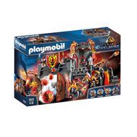 Playmobil, Fortaleza Dos Bandidos De Burnham