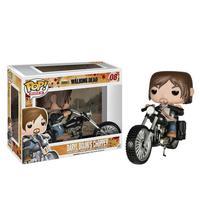Daryl Dixons Chopper 08 - The Walking Dead - Funko Pop Rides Television