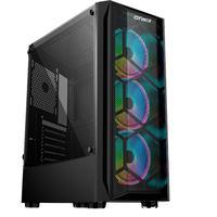 Computador Gamer Fácil Intel Core i5 10400f, 8GB, GTX 1050Ti 4GB, HD 1TB, Fonte 500W