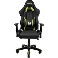 Cadeira Gamer Mymax Mx12, Giratória, Preto/Verde