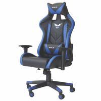 Cadeira Gamer Pro Eaglex Reclinável, Giratória, Azul
