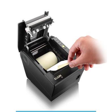 Impressora Elgin I9 Não Fiscal Usb, Com Guilhotina - 46i9ugckd002
