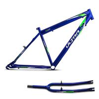 Quadro Bicicleta Em Aço Carbono Ultra Bike Aro 29