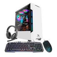 Kit - Pc Gamer Smat Pc Smt82113 Intel I5 8gb (gtx 1650 4gb) Ssd 240gb