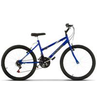 Bicicleta Aro 24 Ultra Bikes Feminina