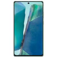 Usado: Samsung Galaxy Note 20 256GB, Verde, Excelente