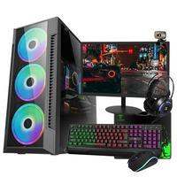 Computador Pc Gamer Completo I3, 8GB, HD 500GB e Monitor De 19''