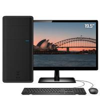 Computador Completo Skill Pro 6-core (placa De Vídeo Radeon) Monitor 19.5´´ Hdmi Ram 12gb Ssd 480gb