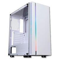 Pc Gamer Skill Snow Iv, Amd Athlon 3000g, Gtx 1650 4gb, 8gb Ddr4 2666mhz, Hd 1tb, Ssd 120gb, 500w 80 Plus