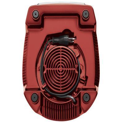 Liquidificador Mondial Turbo Inox L1100 RI 1100W 127V Vermelho com Filtro