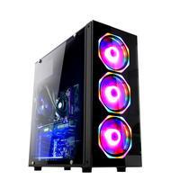 Computador Gamer Fácil Intel Core I5 3470s (terceira Geração) 8gb Gtx 1050ti 4gb Ssd 120gb Fonte 500w