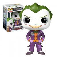 Boneco Funko Pop Heroes Batman Arkham Asylum Joker 53