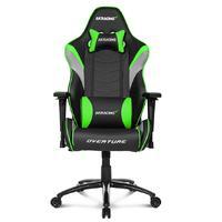 Cadeira Akracing Overture Verde