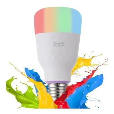 Lâmpada Wi-fi Rgb Inteligente Smart Led Bulb 1s, E27, 8.5W