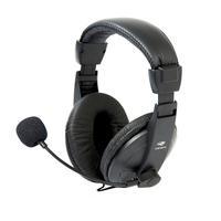 Fone C3tech Com Microfone Voicer Comfort - Ph-60bk