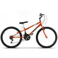 Bicicleta Aro 24 Pro Tork Ultra Freio V Break Rebaixada
