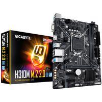 Placa Mãe Gigabyte H310m M.2 2.0 Intel - Ddr4 Lga1151