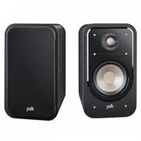 Polk Audio Signature S20 - Par De Caixas Acústicas Bookshelf 125w 8 Ohms Preto